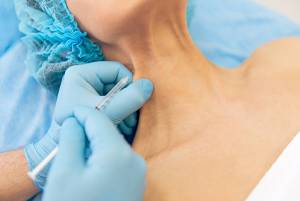 Kybella Injection A Wrinkle In Time, Vail CO