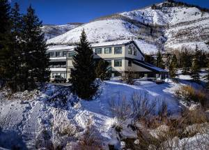 A Wrinkle In Time | Vail, CO | Our Building in Vail